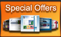 web design and hosting Offers
